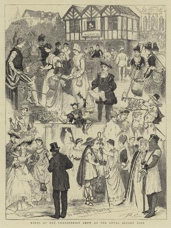 randolph-caldecott-notes-at-the-shaksperian-show-at-the-royal-albert-hall