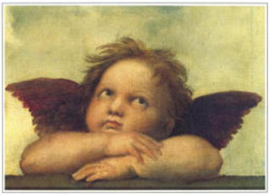 raphael-sistine-madonna-detail