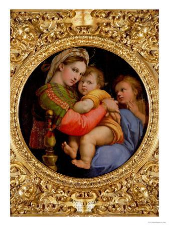 raphael-the-madonna-of-the-chair