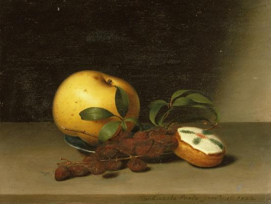 raphaelle-peale-still-life-with-cake-1822