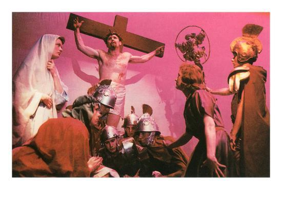 re-enactment-of-crucifixion