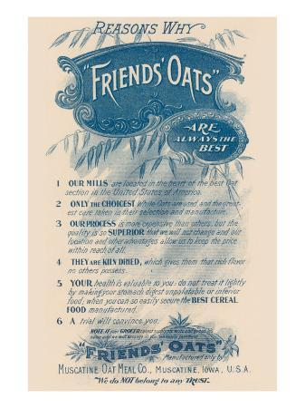 reasons-why-friends-oats-are-the-best