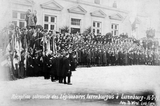 reception-for-the-luxembourg-legionnaires-luxembourg-16-march-1919
