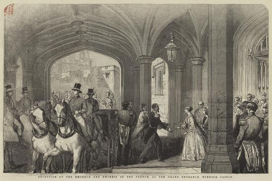 reception-of-the-emperor-and-empress-of-the-french-at-the-grand-entrance-windsor-castle