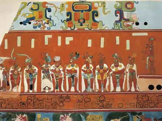 reconstruction-of-frescos-from-structure-1-in-bonampak