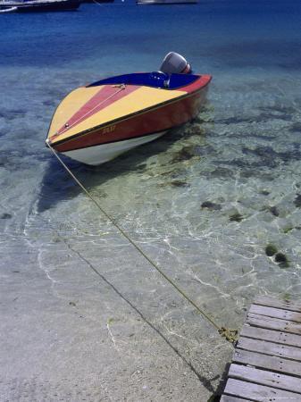 reid-neubert-water-taxi-tied-to-dock-bequia-genadines