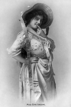 reinhold-thiele-evie-greene-1876-191-english-actress-1905