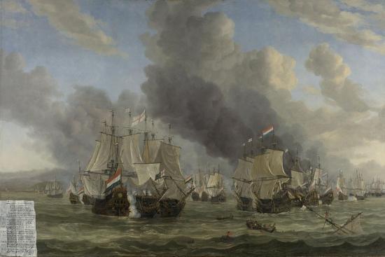 reinier-zeeman-battle-of-livorno-1653-64
