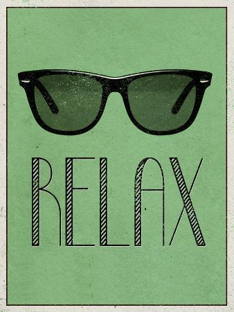 relax-retro-sunglasses-art-poster-print