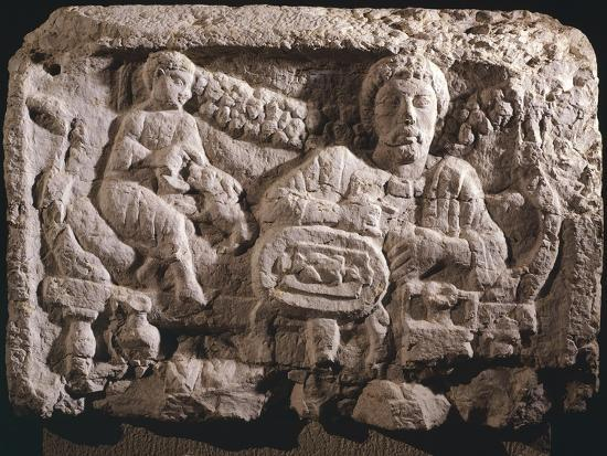 relief-depicting-funeral-meal
