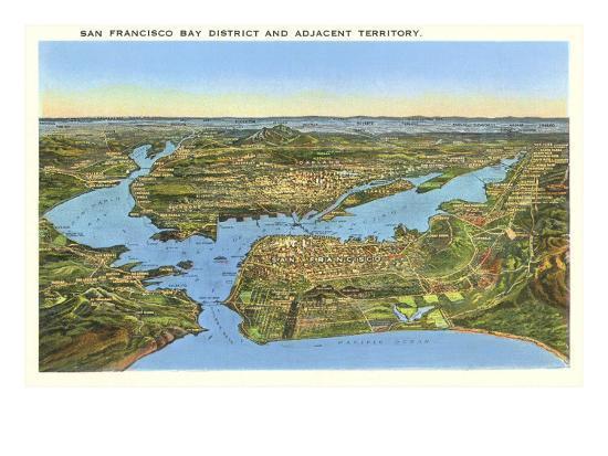 relief-map-of-san-francisco-san-francisco-california