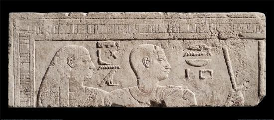 relief-of-heads-of-a-man-and-a-woman