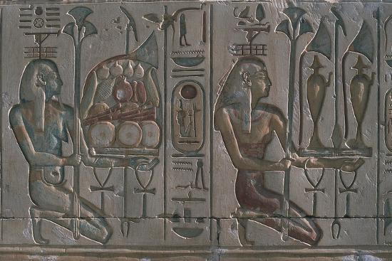 relief-of-votive-offerings