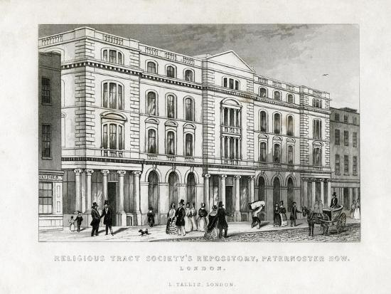 religious-tract-society-s-repository-paternoster-row-london-19th-century