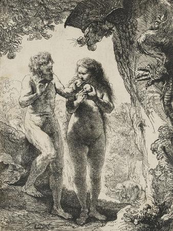 rembrandt-van-rijn-adam-et-eve