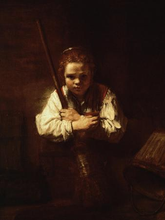 rembrandt-van-rijn-girl-with-a-broom-1640