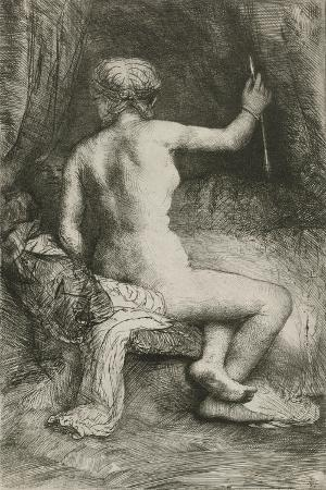 rembrandt-van-rijn-the-woman-with-the-arrow-1661
