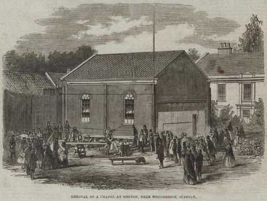 removal-of-a-chapel-at-melton-near-woodbridge-suffolk