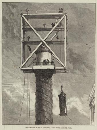 replacing-the-statue-of-napoleon-i-on-the-vendome-column-paris