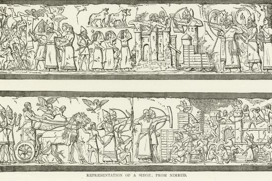 representation-of-a-siege-from-nimrud