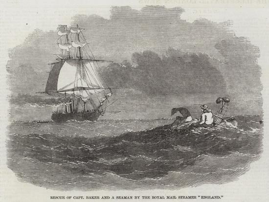 rescue-of-captain-baker-and-a-seaman-by-the-royal-mail-steamer-england