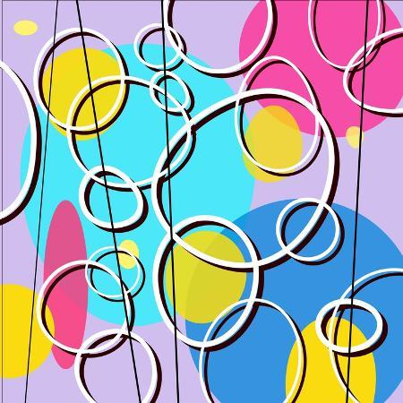 retro-circles-pattern