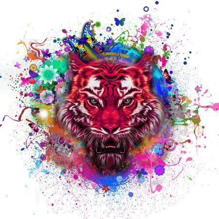 reznik-val-tiger-multicolor