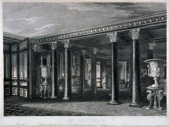 rg-reeve-interior-view-of-the-lower-vestibule-in-carlton-house-westminster-london-1819