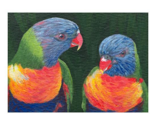 rhonda-watson-parrot-love