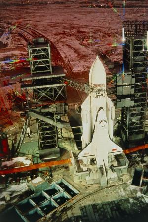 ria-novosti-russian-shuttle-buran-on-launch-pad-at-night