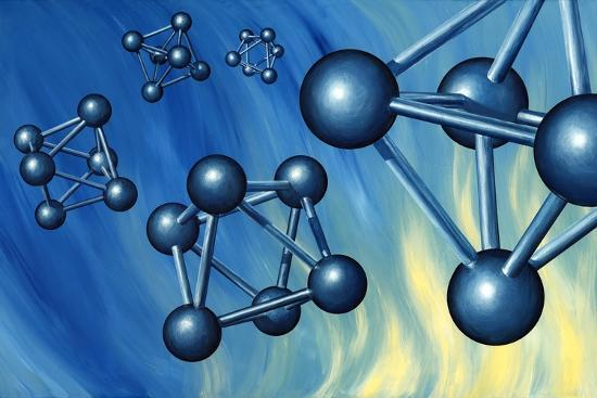 richard-bizley-octahedral-molecular-models-artwork