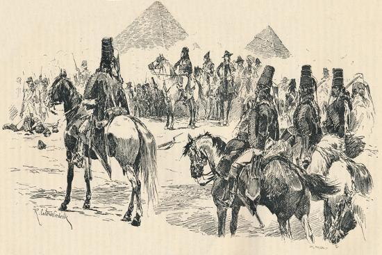 richard-caton-ii-woodville-napoleon-buonaparte-at-the-battle-of-the-pyramids-1798-1884