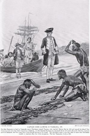 richard-caton-woodville-captain-cook-landing-in-tasmania-1777-illustration-from-hutchinson-s-story-of-the-british