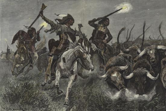 richard-caton-woodville-ii-north-american-indians-running-cattle-into-a-ranch