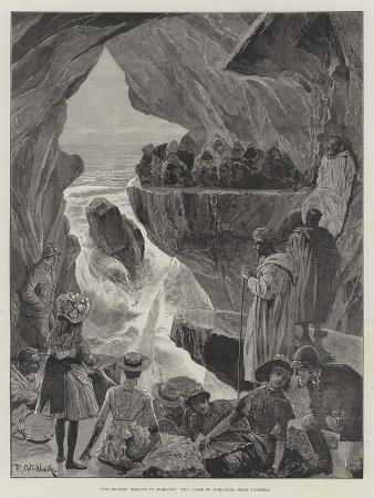 richard-caton-woodville-ii-the-british-mission-to-morocco-the-caves-of-hercules-near-tangier