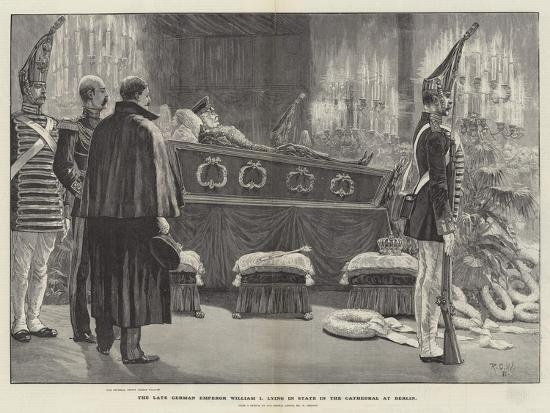 richard-caton-woodville-ii-the-late-german-emperor-william-i-lying-in-state-in-the-cathedral-at-berlin