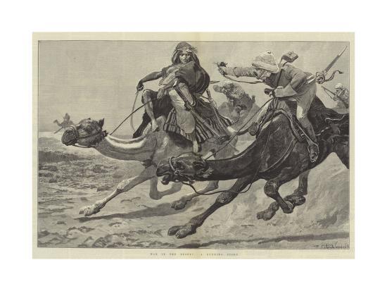 richard-caton-woodville-ii-war-in-the-desert-a-running-fight