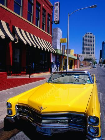 richard-cummins-classic-open-topped-car-parked-on-west-6th-street-austin-texas