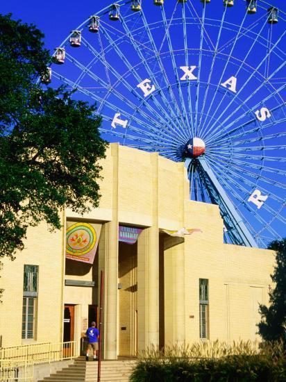 Dallas Natural History Museum Fair Park
