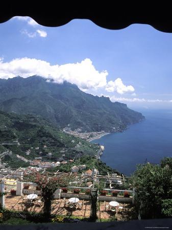 richard-nowitz-homes-and-sea-in-ravello-italy-from-hotel-polumbo
