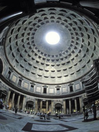 richard-nowitz-interior-of-the-pantheon-the-oldest-domed-building