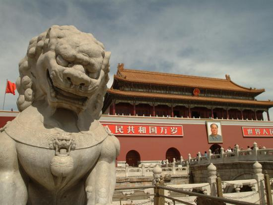 richard-nowitz-the-gate-of-heavenly-peace-at-tiananmen-square