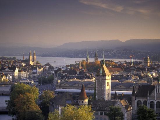 richard-nowitz-view-of-zurich-switzerland-from-hotel-zurich