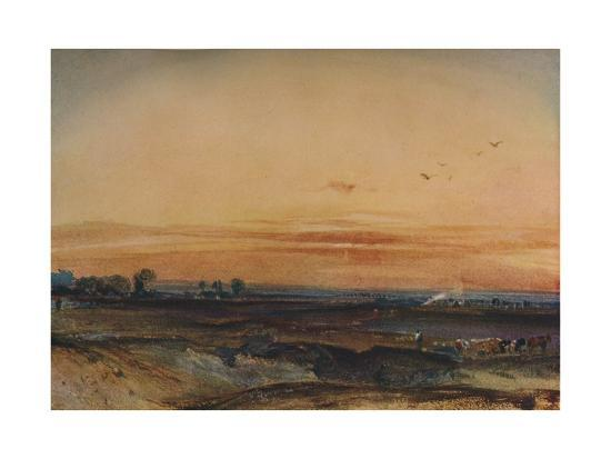 richard-parkes-bonington-sunset-1826