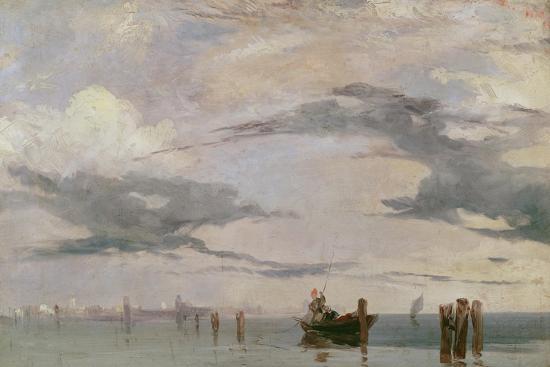 richard-parkes-bonington-view-of-the-lagoon-near-venice-1826