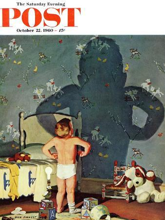 richard-sargent-big-shadow-little-boy-saturday-evening-post-cover-october-22-1960