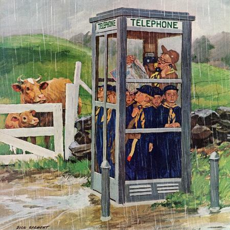 richard-sargent-cub-scouts-in-phone-booth-august-26-1961