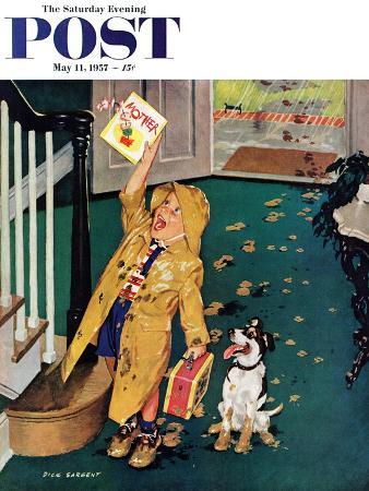 richard-sargent-happy-mother-s-day-saturday-evening-post-cover-may-11-1957