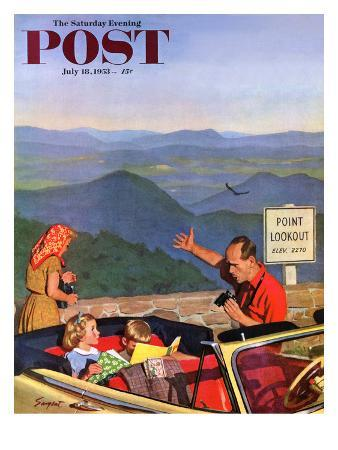 richard-sargent-lookout-point-saturday-evening-post-cover-july-18-1953