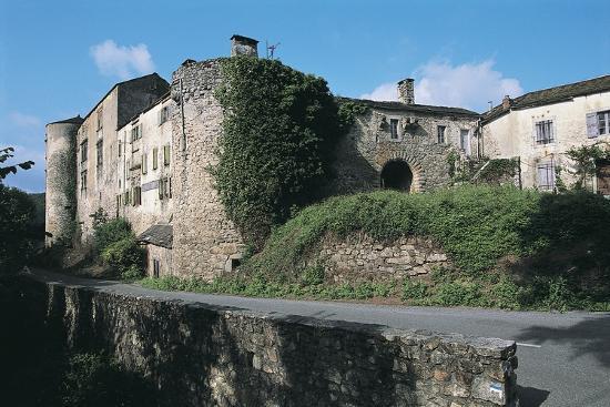 road-near-a-castle-ferrieres-castle-midi-pyrenees-hautes-pyrenees-france